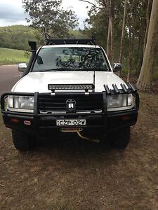 1998 Toyota LandCruiser 100 / 105 series Wagon Bateau Bay Wyong Area Preview