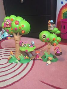 Lalaloopsy play set