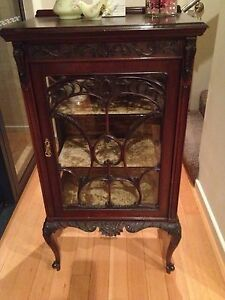 Exquisite Early Victorian China Cabinet Mandurah Mandurah Area Preview