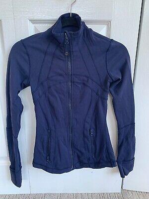 Lululemon Define Jacket 2 Indigo
