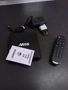 OTT M8S ANDROID MEDIA PLAYER