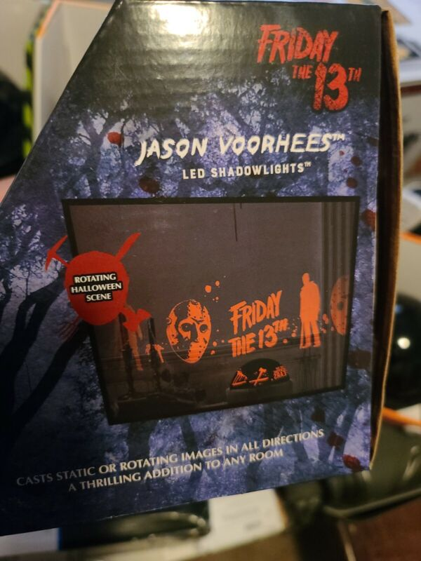 Friday The 13 Jason Voorhees Led Shadowligths