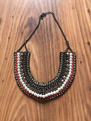 Women's Bib Necklace for sale  Shipping to Nigeria