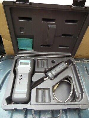 Bacharach Monoxor Ii Electronic Gas Analyzer Co Gas Carbon Monoxide W Case Usa