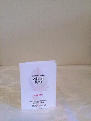 Elizabeth Arden White Tea Wild Rose Eau De Toilette Spray 0.05oz
