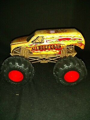 Hot Wheels All Beefed Up Monster Truck 1/24 Scale Hot Wheels Very Noce Condition