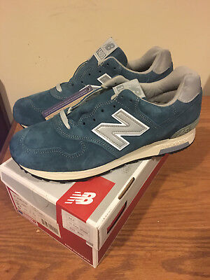 New Balance J Crew 1400 J10 Chambray Blue Size 9.5 Made In USA New