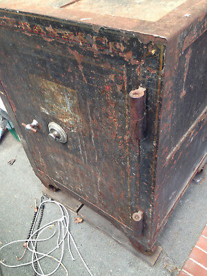 Large Antique Safe with combination Macneale & Urban