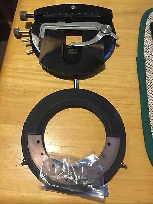 Zeiss Rotating Stage - Universal Photomicrograph3 Photomicrograph2 Pm3 Pm2 Clip