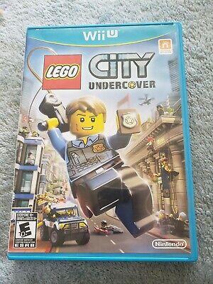 LEGO City Undercover (Nintendo Wii U, 2013)