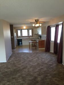 Large 3 bedroom in 3-plex