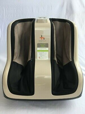 Human Touch - Reflex SOL Foot and Calf Massager - Black/White