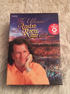 The Ultimate Andre Rieu DVD Collection Box Set
