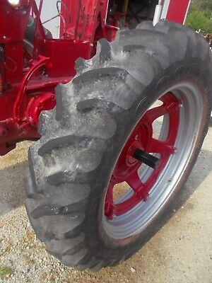1 13.6 X 38 Tractor Good Year Dyna Torque Tire 85 Tread Ih 450 400 560 460 Rim