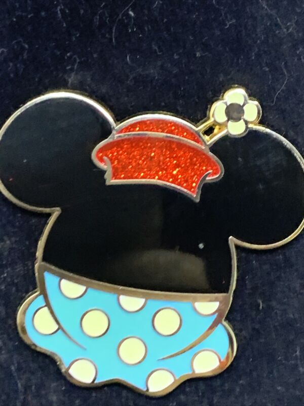 Disney Shopping Antenna Topper Minnie Mouse LE 250 Pin 76018