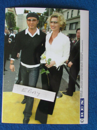 "Original Press Photo - 8""x6"" - Faith Hill & Tim McGraw - 2004 - B"