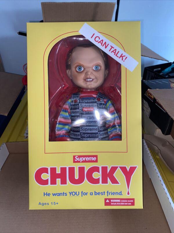 Supreme Chucky Doll FW2020