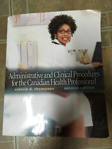 Administrative and clinical procedures