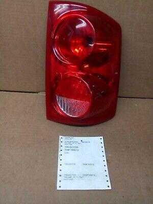 2005-2011 DODGE DAKOTA Tail Light Lamp RIGHT PASSENGER SIDE 166-02172R