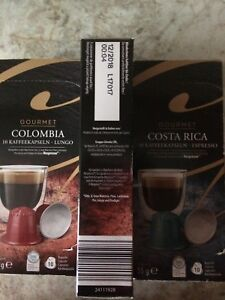 Nespresso compatible capsules from Europe