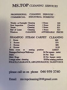 MS.TOP Cleaning Service Mirrabooka Stirling Area Preview