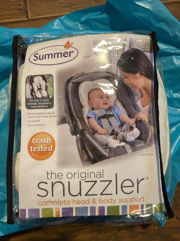 Summer Infant Snuzzler Complete Head and Body Support From Birth 1 - Year
