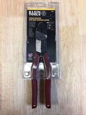 Klein Tools 2005n Forged Steel Wire Crimper Cutter Stripper