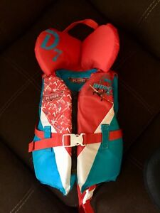 Life jacket, Disney Planes 30lbs-60lbs almost new condition