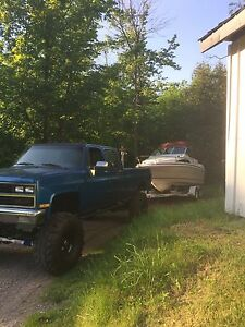 1987 Chevy crew cab long box