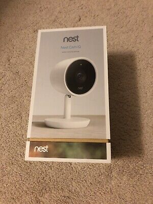 Nest indoor IQ camera