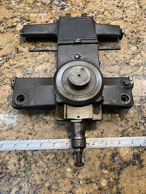 Craftsman Atlas 10 12 Lathe Saddle M64