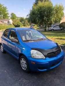 Toyota Echo hatchback 2004