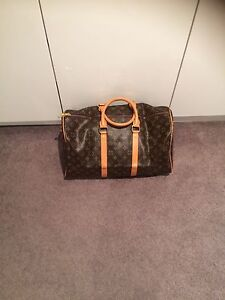 Louis Vuitton luggage travel bad **LISTED 4th dec **Still Available** Dee Why Manly Area Preview