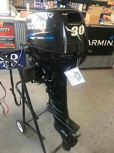 USED 2016 Suzuki 30hp 2-Stroke Outboard South Nowra Nowra-Bomaderry Preview