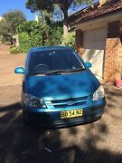 Hyundai Getz 2005 Epping Ryde Area Preview