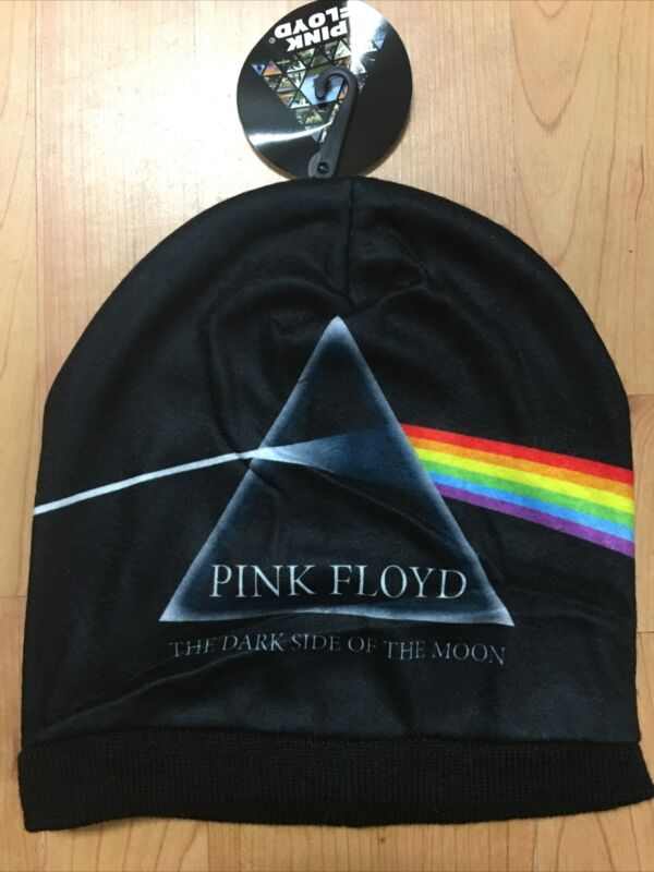 Pink Floyd Dark Side Moon Beanie Winter Hat