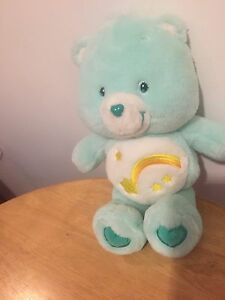 "Cute care bear 13"" tall"