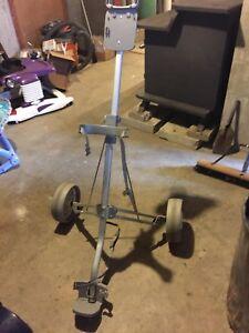 Golf pull cart