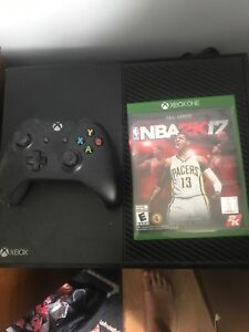 Xbox One in Perfect Shape Looking for $250