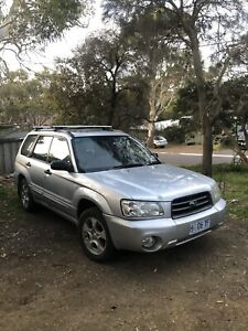2003 Subaru Forester Xs Luxury