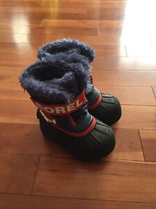 Sorel Winter Boots, Toddler Size 7