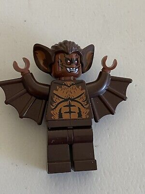 LEGO mof009 Bat Monster Fighters Minifigure from set 9468