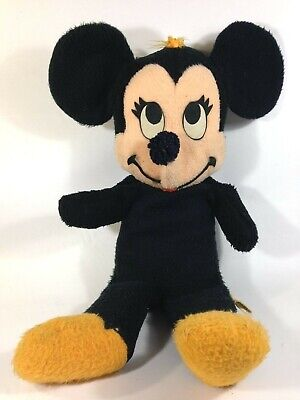 "Vintage Minnie Mouse JUMBO Plush California Stuffed Toys HUGE 24"" Disney Toy"