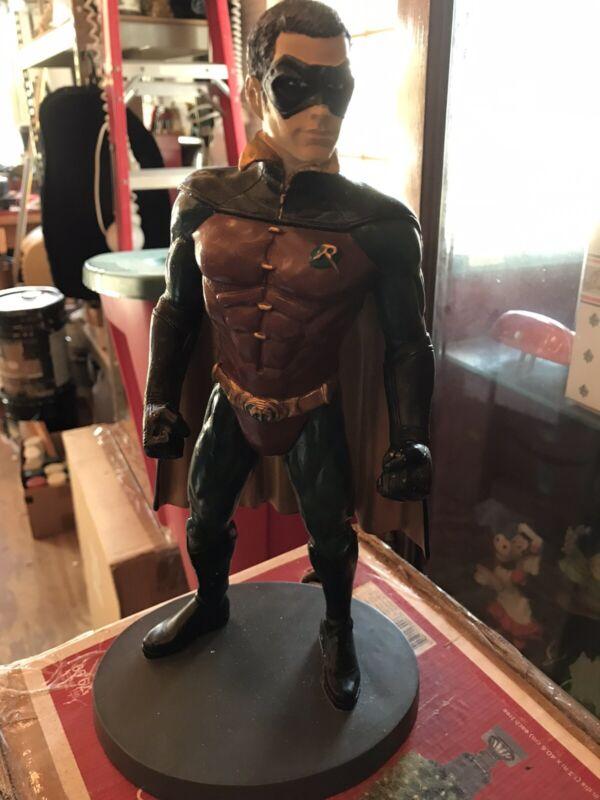 Warner Brothers Batman Robin Statue