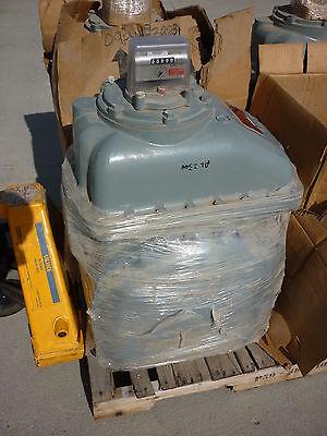 American Meter Diaphram Gas Meter Al-2300 1 New 100psi