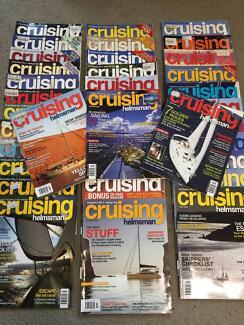 Sailing magazines - Cruising helsman South Brisbane Brisbane South West Preview