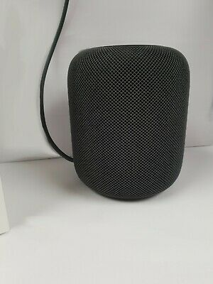 Apple HomePod Smart speaker - MQHW2B/A FAULTY - NO BASS - STILL FUNCTIONS