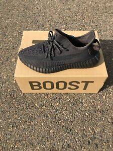 Yeezy 350 black US7.5 DSWT