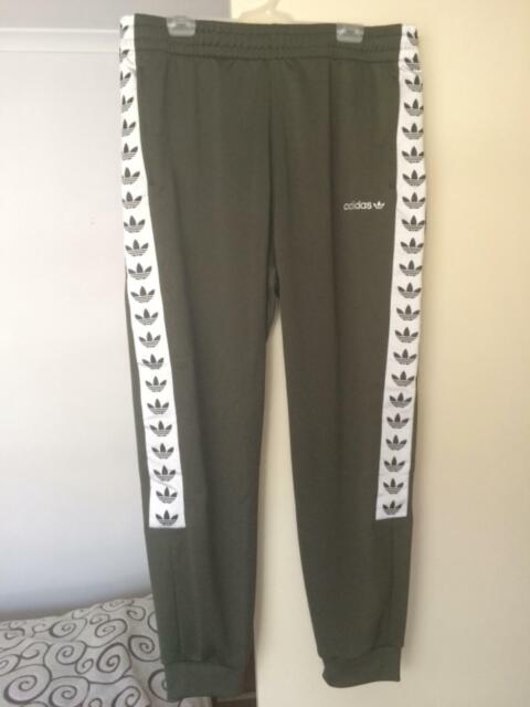 1714141a2031 BRAND NEW Adidas Originals Tape Poly Track Pants