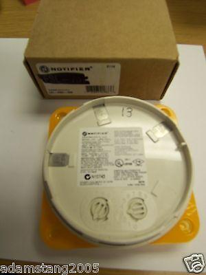 Neu Notifier LPX-751L Laser Überblick Rauch Detektor Kopf Rauch-detektor